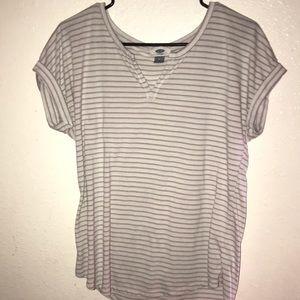 old navy shirt